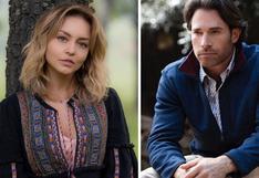Angelique Boyer revela que se pone nerviosa al grabar escenas con Sebastián Rulli