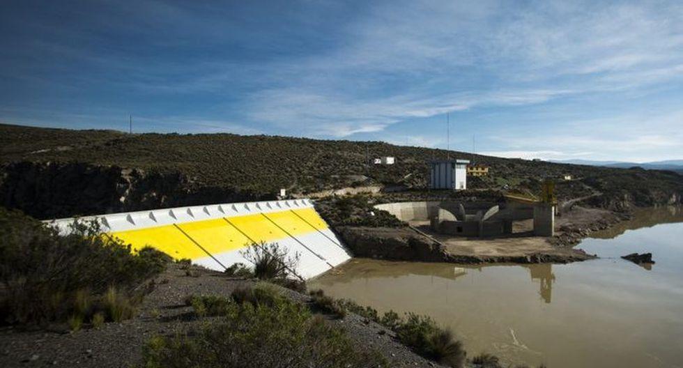 El Minagri monitorea el nivel de almacenamiento de las 8 represas ubicadas en Arequipa. (Difusión)