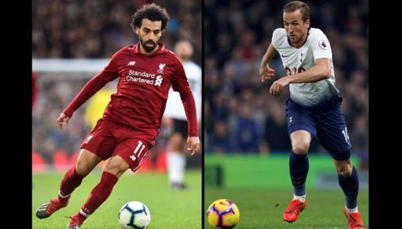 Liverpool vs. Tottenham: juegan este sábado la final de Champions League en Madrid. (Foto: AFP)