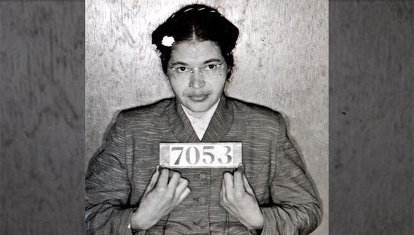 Así Ocurrió: En 1955 Rosa Parks lucha por los derechos civiles