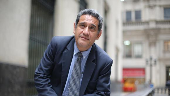 """""""Manuel Merino hace un gran esfuerzo, pero no le alcanza para que su gestión sea productiva"""", consideró el presidente de Acción Popular. (Foto: GEC)"""