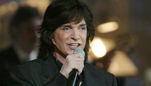Camilo Blanes Cortés, más conocido por su nombre artístico Camilo Sesto, fue un cantante, compositor e intérprete español de balada romántica, pop y rock. (Foto: AFP)