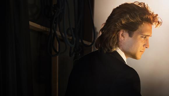 """""""Luis Miguel: la serie"""" es protagonizada por Diego Boneta, el cual también es cantante. Foto: Netflix."""