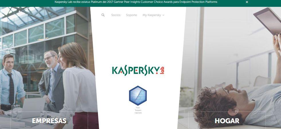 Descargar antivirus gratuito - Karpesky