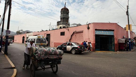Los inmuebles que serán expropiados se ubican en los jirones Cajamarca, Hualcayoc, García Hurtado de Mendoza, Trujillo y Marañón, en el Rímac.(Rolly Reyna / El Comercio)