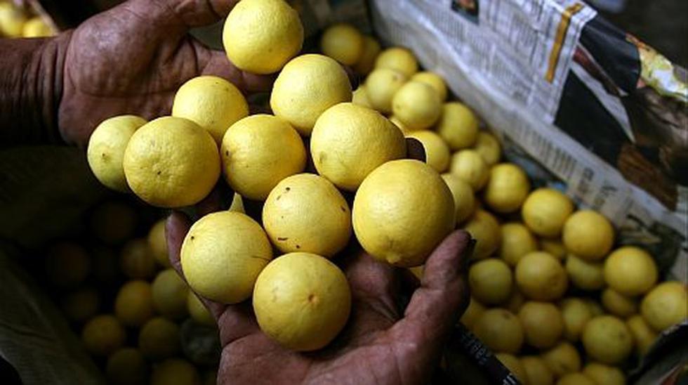 Limón, insumo clave de gastronomía peruana, escasea en Lima - 1