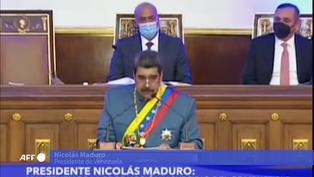 Maduro promete elevar la colapsada producción petrolera venezolana
