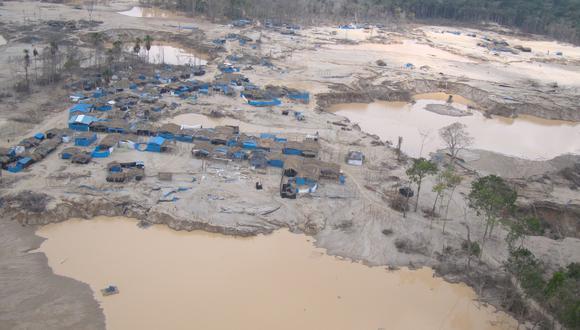 Actualmente en Madre de Dios se desarrolla el operativo Mercurio 2019 contra la minería ilegal. (Foto: GEC)