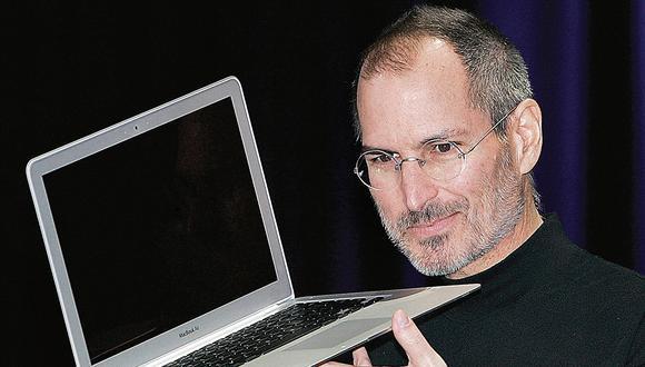 Muchas de tendencias actuales de la industria tecnológica pueden rastrearse hasta Steve Jobs. (Foto: AFP)