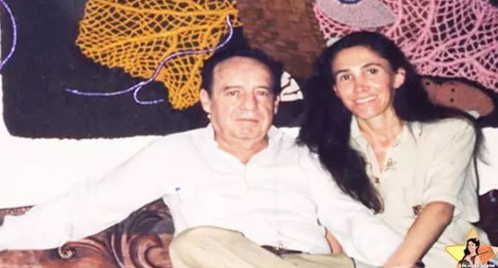 Florinda Meza, viuda del destacado comediante mexicano, Roberto Gómez Bolaños. (Foto: Instagram)