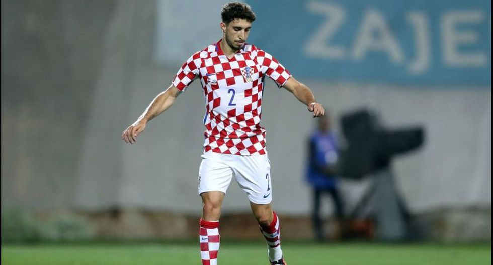 Sime Vrsaljko estará en la defensa. (Foto: AFP).