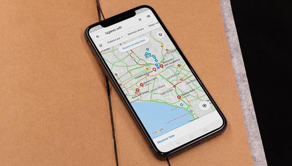 ¿Quieres saber dónde encontrar wifi gratis? Ahora puedes lograrlo gracias a esta función de Google Maps. (Foto: Google)