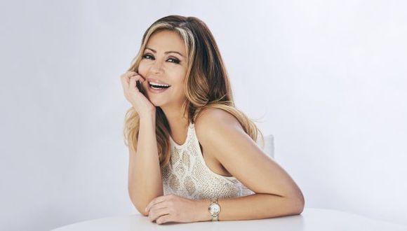 """Gisela Valcárcel, conductora de """"El gran show"""", de América TV. (Foto: Difusión / GV Producciones)"""