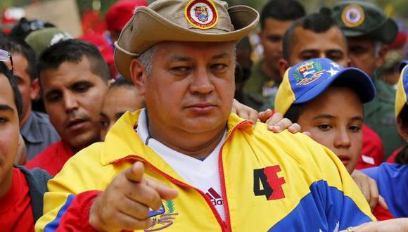 Detienen a 5 personas por abuchear a esposa de Diosdado Cabello