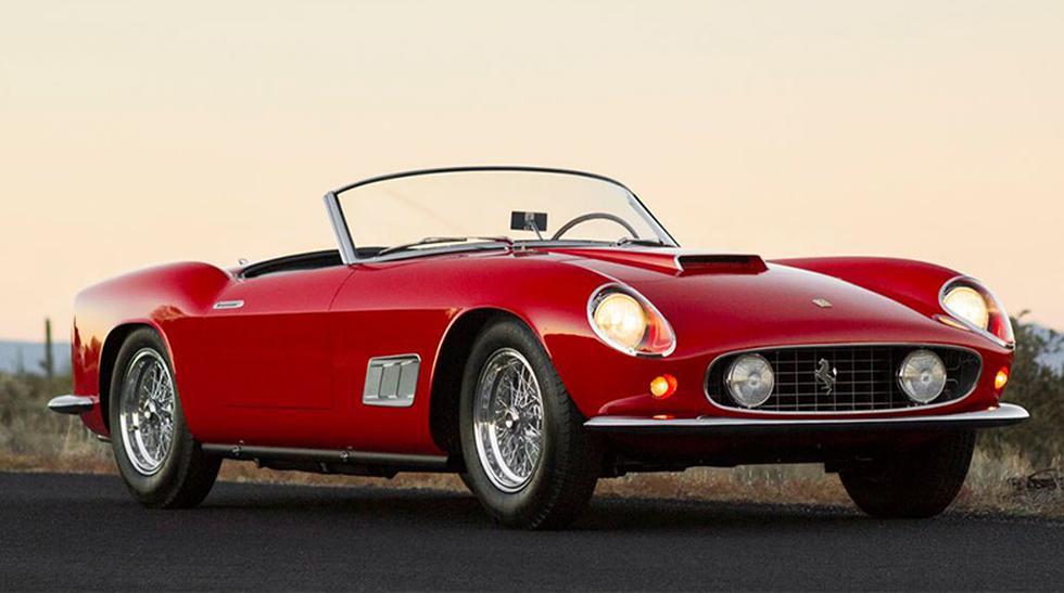 ¿Pagarías los millones que costaron estos autos en una subasta? - 1