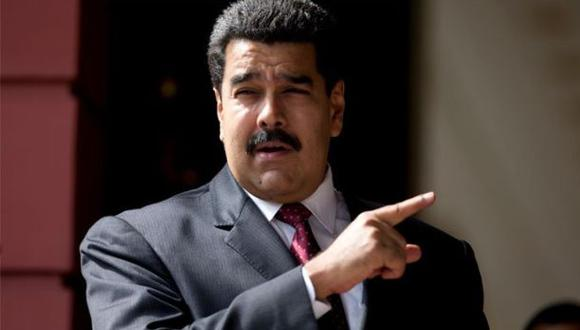 """Maduro: Diputado preso iba a cometer """"acciones terroristas"""""""