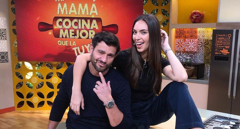 Natalie Vértiz cuenta que está feliz con Yaco Eskenazi. (Foto: Instagram)