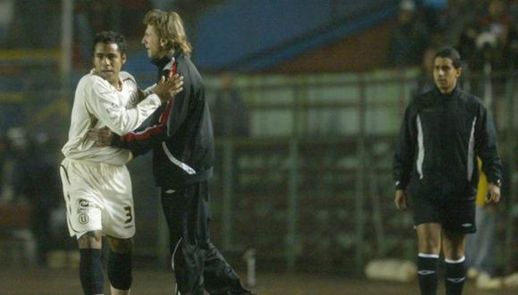 Ricardo Gareca fue el técnico que sacó lo mejor de Neyra en el aspecto futbolístico. Ese 2008 fue inolvidable para ambos. (Foto: GEC)