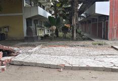 Indeci reporta 721 personas afectadas y más de 180 viviendas dañadas, tras sismo en Sullana
