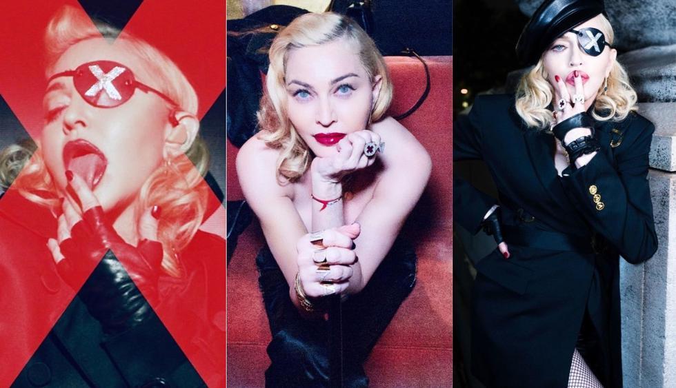 """Madonna cumple 62 años: hacemos un repaso por sus temas que la convirtieron en la """"Reina del Pop"""". (Foto: madonna)"""