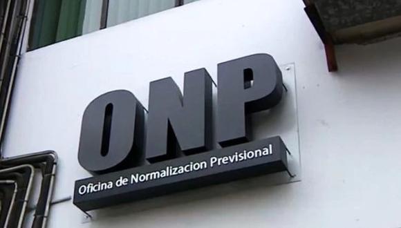 La Oficina de Normalización Previsional.