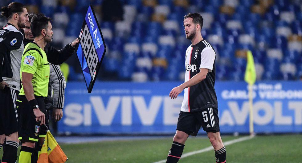 El bosnio Miralem Pjanic, también llamado 'El Principito', juega actualmente en la Juventus. (Foto: AFP)