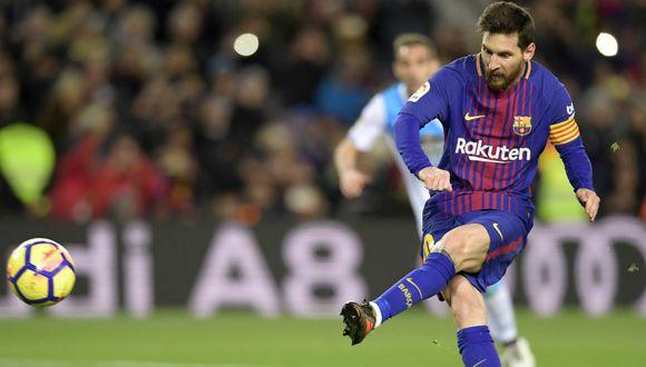 En las últimas horas se expandió una declaración de Lionel Messi en donde señalaba que necesitaba mejorar sus lanzamientos de penal. Ante esta situación salió al frente el histórico Matt Le Tissier. (Foto: AFP)