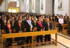 Así celebró Cajamarca sus 165 años de creación departamental| FOTOS