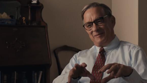 "Tom Hanks protagoniza el primer tráiler oficial de ""A Beautiful Day in the Neighborhood"". (Foto: Sony Pictures Entertainment)"
