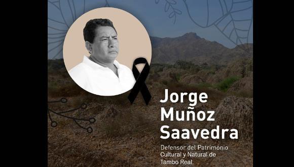 Chiclayo: Hipótesis policial apunta a que taladores asesinaron a vigilante defensor del patrimonio natural