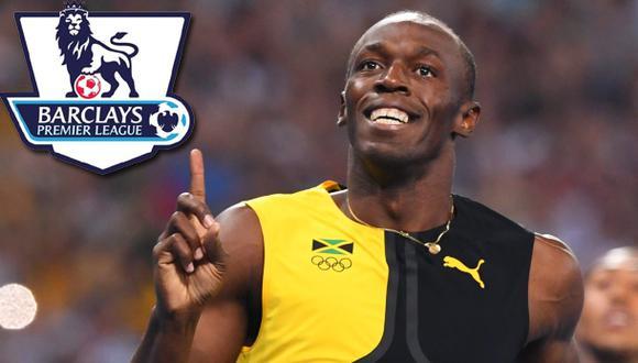 Usain Bolt quiere jugar la Premier League: ¿Sabes en qué club?