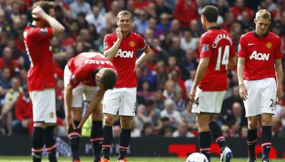 Manchester United perdió 1-0 con el Sunderland en Old Trafford