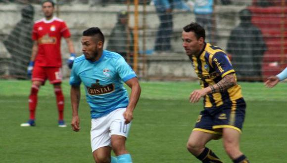 Sporting Cristal perdió 2-1 ante Sport Rosario en Huaraz