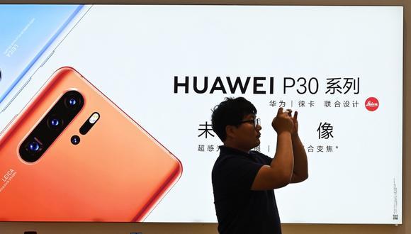 Huawei enfrenta un complicado panorama. (AFP)