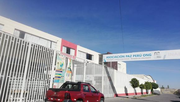 El hecho ocurrió en el Centro de Acogida Residencial (CAR) Isabel II, ubicado en el distrito de Socabaya. (Foto: Difusión)