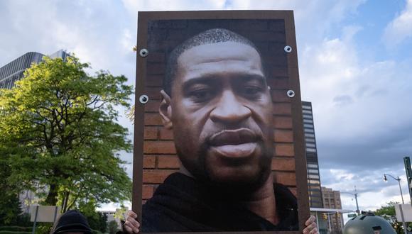 La muerte de Floyd fue grabada en vídeo y ha desatado la mayor ola de protestas en Estados Unidos en las últimas décadas. (Foto: AFP)