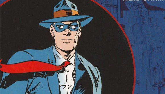 """En 1940, con """"The Spirit"""" el genial Will Eisner creó una de las mayores parodias del virtuoso universo superheroico.  Un hombre solo enfrentado a la corrupción en Central City."""