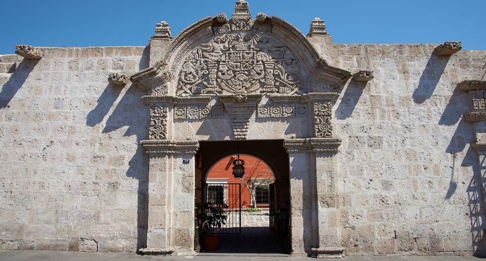 Casa colonial de estilo barroco que data del siglo XVIII. Foto: Shutterstock