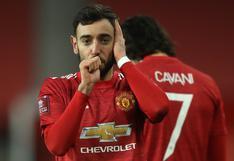Manchester United eliminó a Liverpool de la FA Cup tras ganar 3-2 en Old Trafford