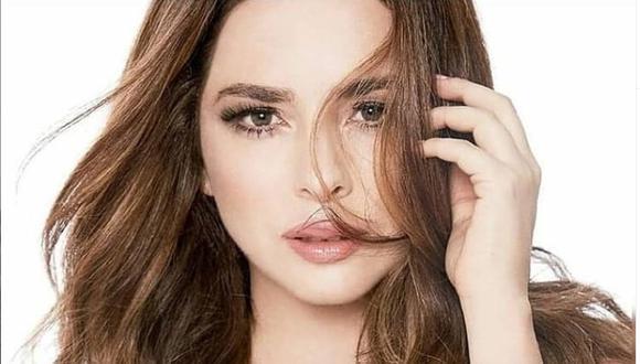 Actriz colombiana Danna García superó la enfermedad, pero aún tiene secuelas (Foto: Danna García/Instagram)