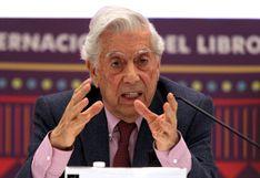 Escritores cubanos acusan a Mario Vargas Llosa de promover un levantamiento contra el Gobierno