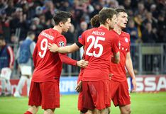 Bayern Múnich aseguró su boleto a octavos de final: derrotó 2-0 a Olympiacos por la cuarta jornada de la Champions League | VIDEO