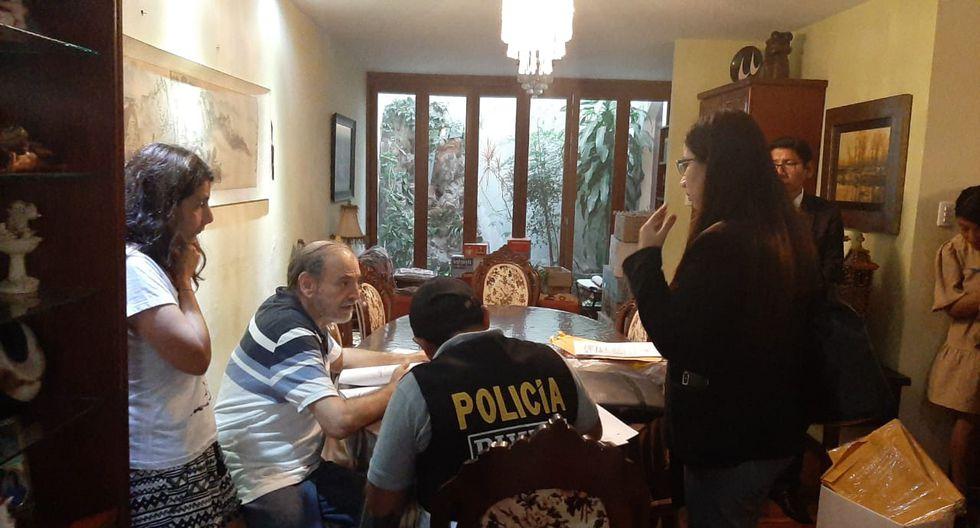 El ex primer ministro Yehude Simon  fue detenido de manera preliminar esta mañana. Es investigado por el Caso Odebrecht. (Foto: Difusión)