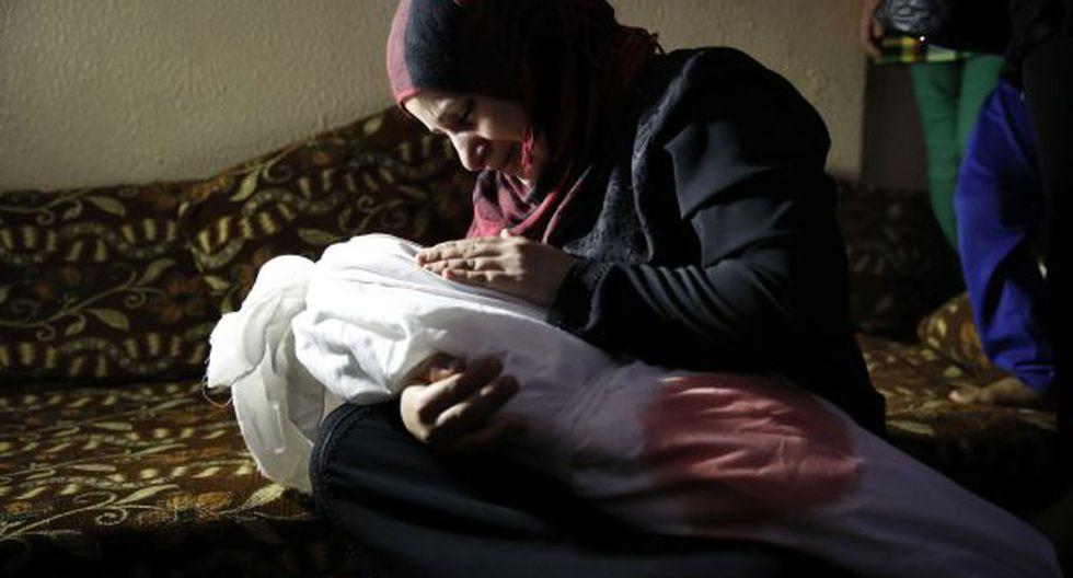 Gaza: Ya son 718 los palestinos muertos en ofensiva israelí