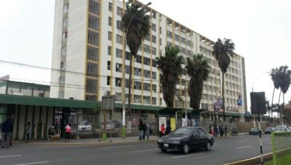 Preso escapó de hospital Carrión del Callao tras balacera