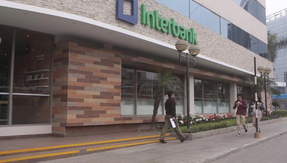 Los clientes de Interbank podrán acceder a un periodo de gracia de 3 meses y a la reducción de sus cuotas hasta en 50% para préstamos personales o tarjetas de crédito. (Foto: GEC)