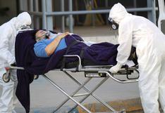 México registra 8.074 nuevos contagios y 544 muertes por coronavirus en un día