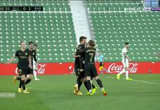 Barcelona vs. Elche: Riqui Puig y el 2-0 de los culés para celebrar su primer gol oficial | VIDEO
