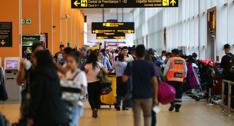 Este miércoles 15 de julio el aeropuerto Jorge Chávez reabre sus puertas. (Foto: GEC)
