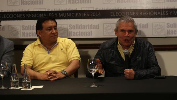 José Luna Gálvez se defiende de las acusaciones fiscales en su contra (Foto: GEC)